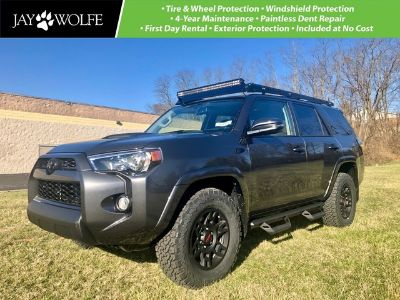 2019 Toyota 4Runner TRD OFF ROAD PREMIUM 4WD (Magnetic Gray Metallic)