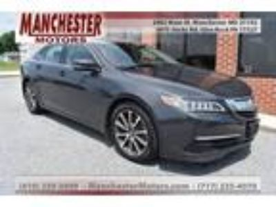 2015 Acura TLX 3.5L V6 SH-AWD w/Technology Package