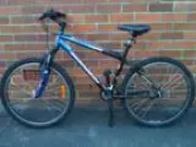 Just Fully Serviced Schwinn Mountain BikeBicycle -speed