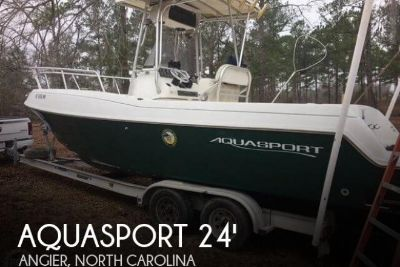 1999 Aquasport 245 Opsrey TE