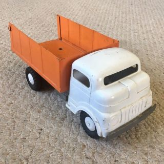 Vintage 1950s Structo Pressed Steel Farm Truck - Structo Toys - Freeport, IL