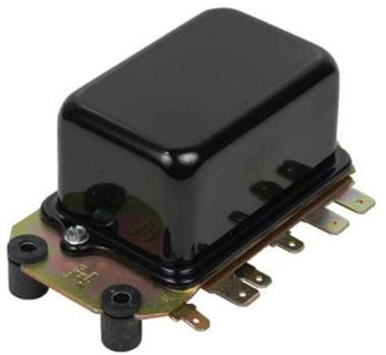 Find New generator voltage regulator ford 2000 3000 4000 5000 tractor lucas 37344 motorcycle in Lexington, Oklahoma, United States, for US $49.95
