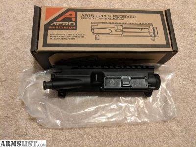 For Sale: Brand new in box Aero Precision AR-15 assembled upper receiver