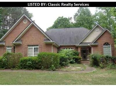 4 Bed 3.5 Bath Foreclosure Property in Mcdonough, GA 30252 - Upchurch Rd