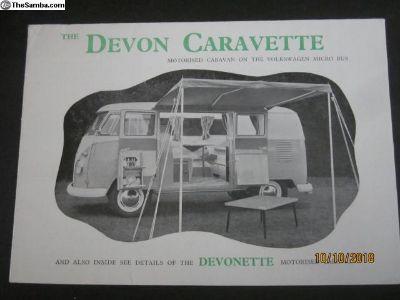 Devon Caravette Micro Bus - Devonette