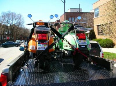 motorcycle towing hauling services 3474955141