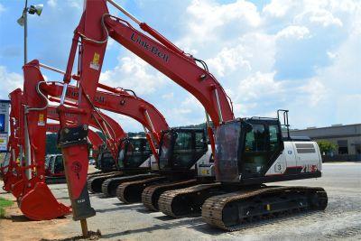 2016 Link-Belt Cranes 210 X4
