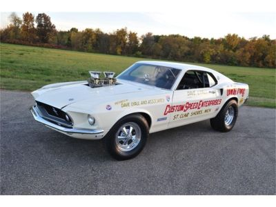 1969 Ford Mustang 429 Boss