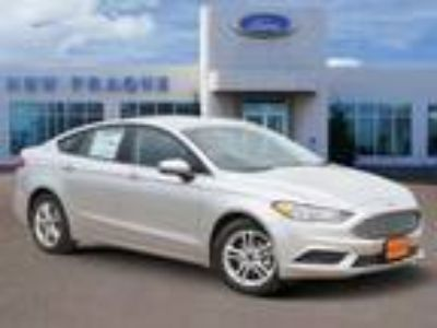 new 2018 Ford Fusion for sale.