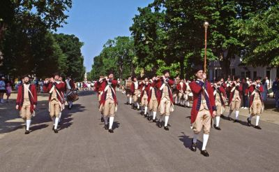 Discounted Colonial Williamsburg Tickets