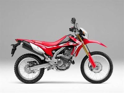 2018 Honda CRF250L ABS Dual Purpose Motorcycles Bessemer, AL