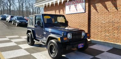 2006 Jeep Wrangler X (Midnight Blue Pearl)