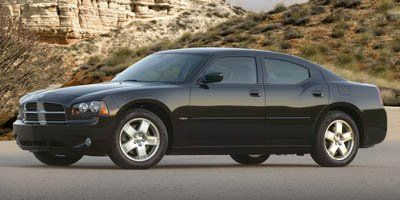 2007 Dodge Charger SE (Black)