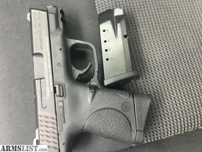 For Sale: Smith and Wesson M&P C .40 caliber bought 2 weeks ago