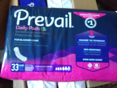 Prevail adult pads