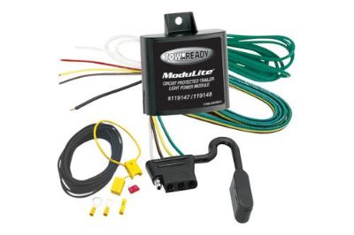 Sell Tow Ready 119148 - ModuLite Trailer Light Power Module, Installation Kit motorcycle in Plymouth, Michigan, US, for US $52.49