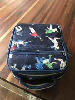 Pottery Barn Kids lunch box with insert