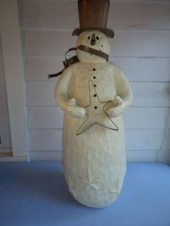 Flurryville Big 3ft. Snowman