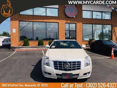 2014 Cadillac CTS 3.6L Premium (White Diamond Tricoat)