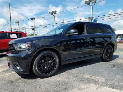 2015 Dodge Durango R/T LEATHER (BLACK)