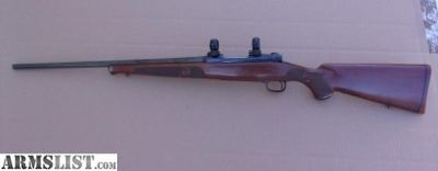 For Sale: Winchester 70 XTR FWT Short Action .223