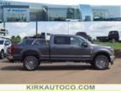 2019 Ford F-250 Gray