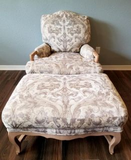 Large, Kreiss Chair and Ottoman Collection!