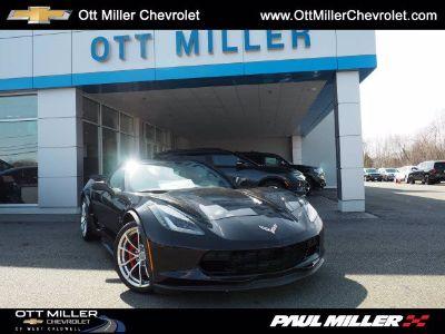2019 Chevrolet Corvette Grand Sport 1LT (Black)