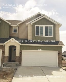 End Row 4bd Lehi Townhome