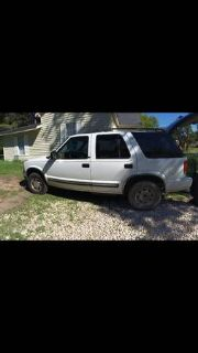 2002 Blazer Priced To Sell Fast