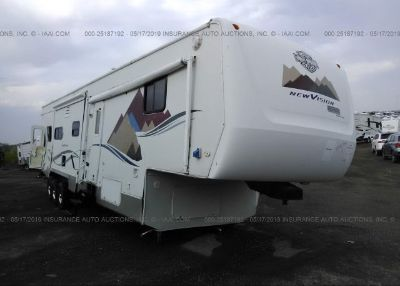 2004 K-Z INC NEW VISION 40FT