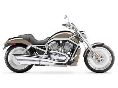 2005 Harley-Davidson VRSCA V-Rod Cruiser Motorcycles Springfield, MA