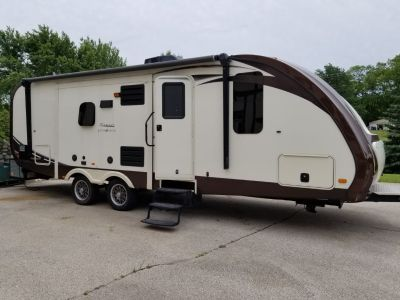 2015 Evergreen ELEMENT 26RBSS