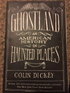 Ghost land haunted places