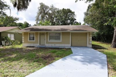 MOUNT DORA cozy 3br 1ba home with ALL TILE FLOORS!!!