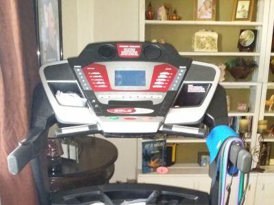 solo treadmill deluxe