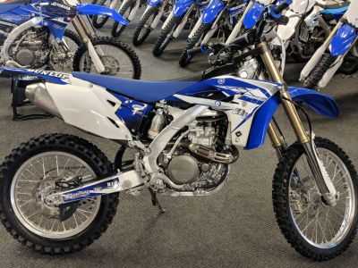 2015 Yamaha WR450F Competition/Off Road Motorcycles Butte, MT