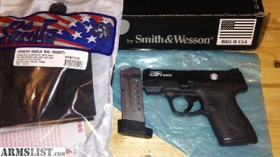 For Sale: S&W M&P Shield 9 mm