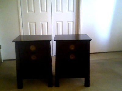 Night Stand table-Side table-end table - 2 for sale