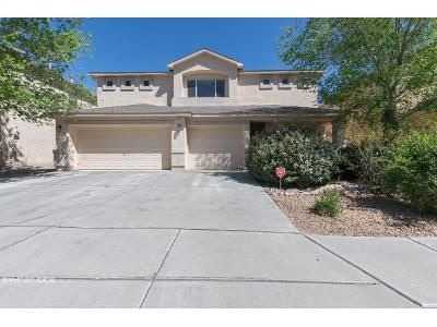 4 Bed 3 Bath Foreclosure Property in Albuquerque, NM 87114 - Sand Springs Rd NW