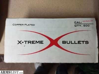 For Sale: 44 mag 240gr plated projectiles