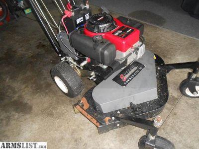 """For Sale: Sutech 33"""" lawn mower"""