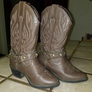 Smoky Mountain Cowgirl Boots