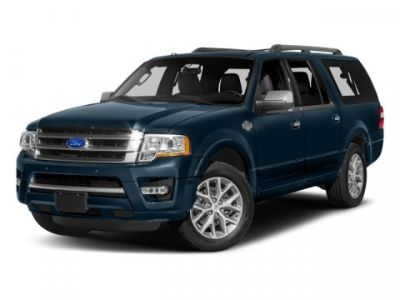 2017 Ford Expedition EL (BLUE JEAN)