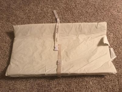 Contoured Changing Table Pad
