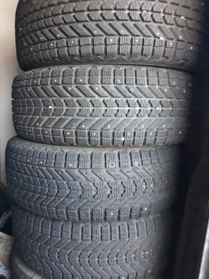 Winter tires with over 90% tread life