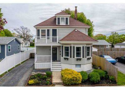 122 Maywood St NEW BEDFORD Six BR, Beautifully Maintained 2