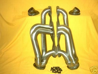 "Sell #5 s10 v8 chevy 1-3/4""383-350 -400 LG tube headers fits ANGLE plugs race-stock motorcycle in Somerset, Ohio, US, for US $397.98"