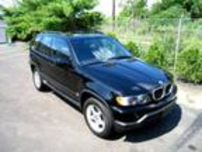 2001 BMW X5 Sport Package