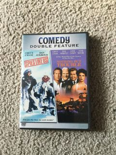 Euc 2 in 1 dvd Spies like us and Nothing but trouble